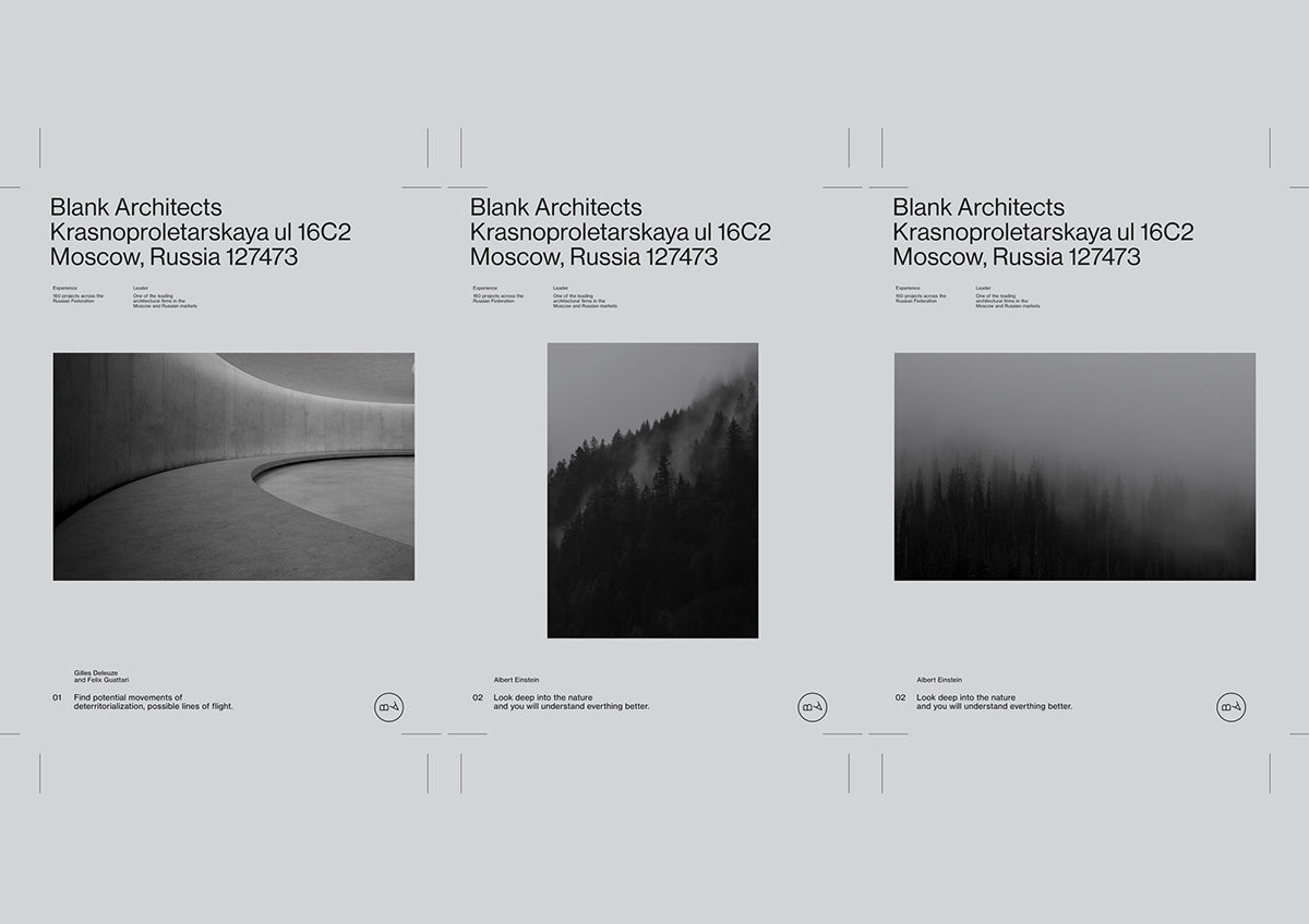 Bleed: Blank Architects