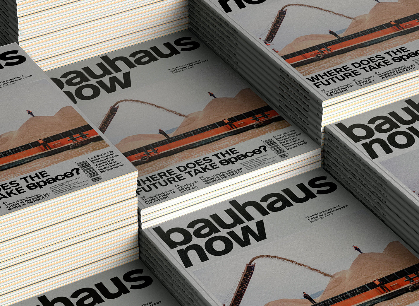 Stan Hema: bauhaus now