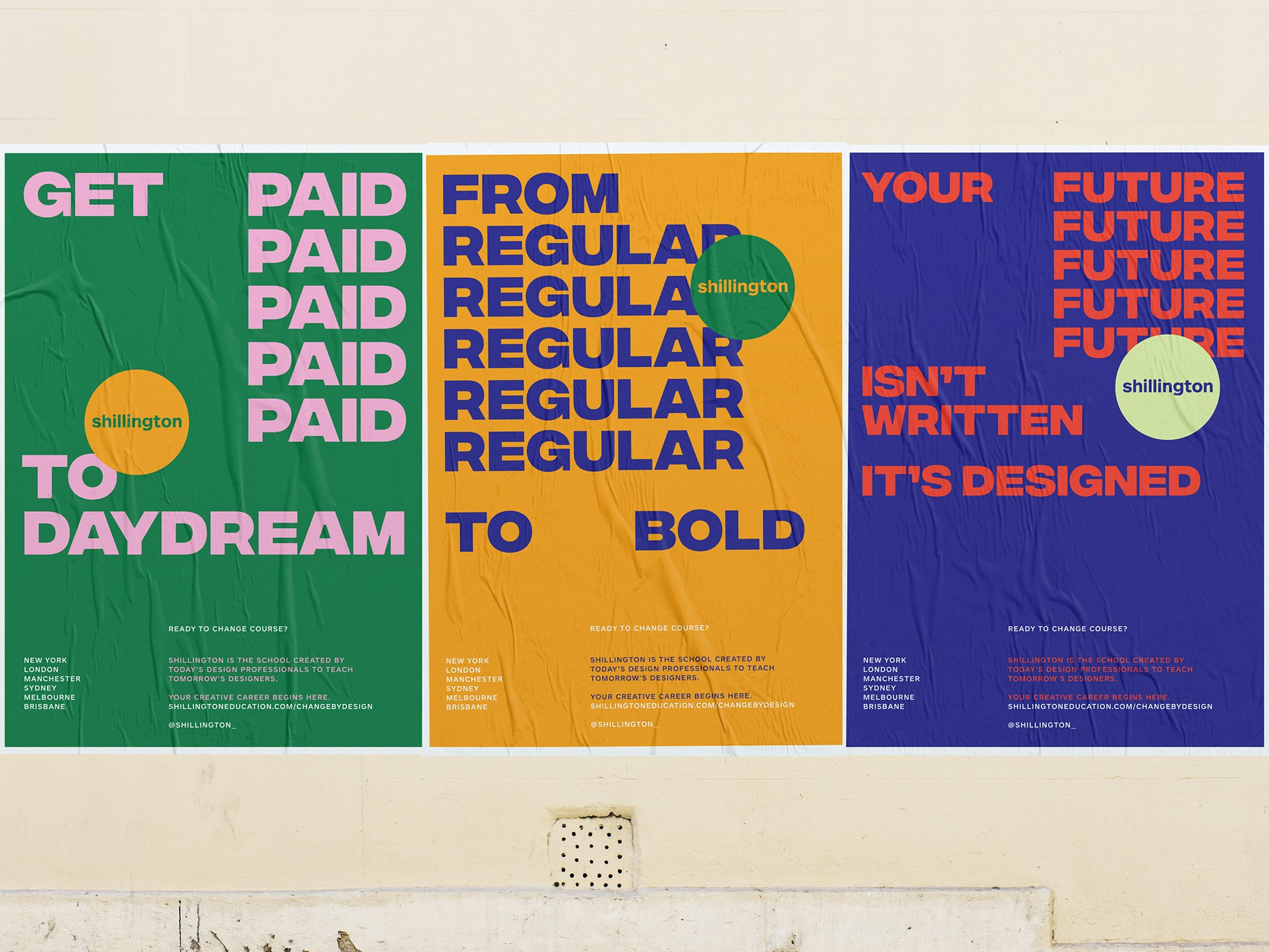 Christopher Doyle & Co: Shillington
