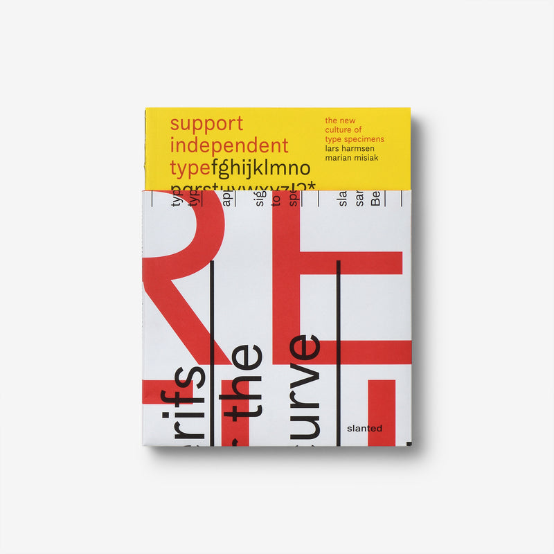 Support Independent Type—the New Culture of Type Specimens