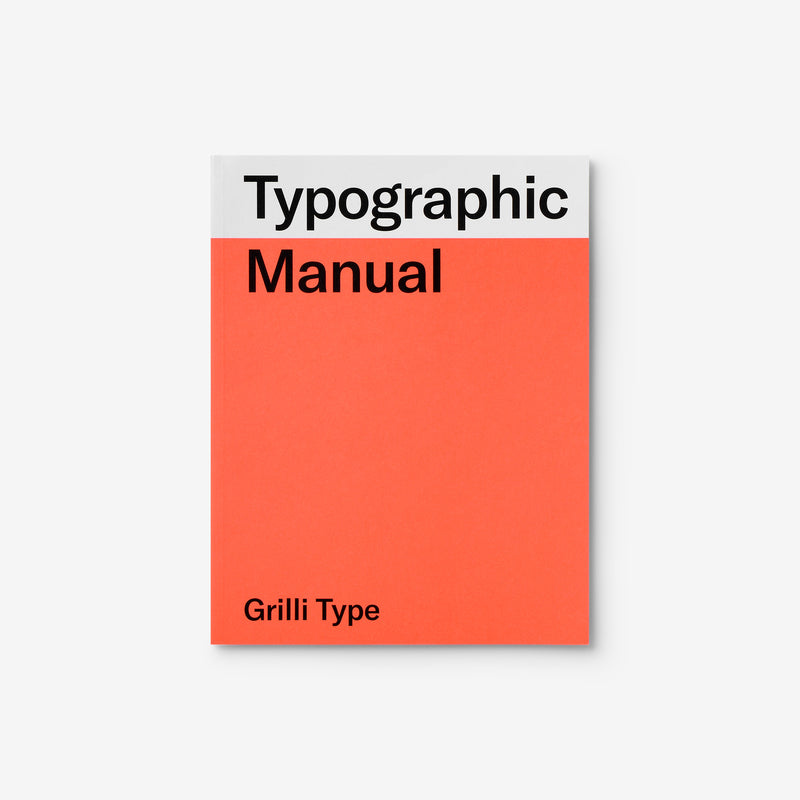 Typographic Manual