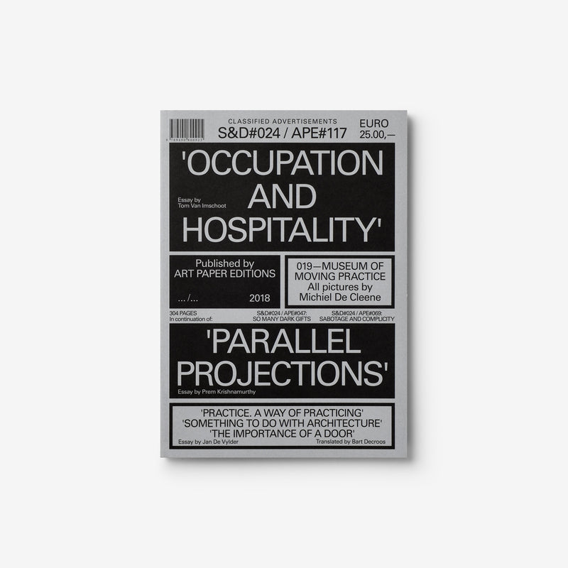 Occupation and Hospitality