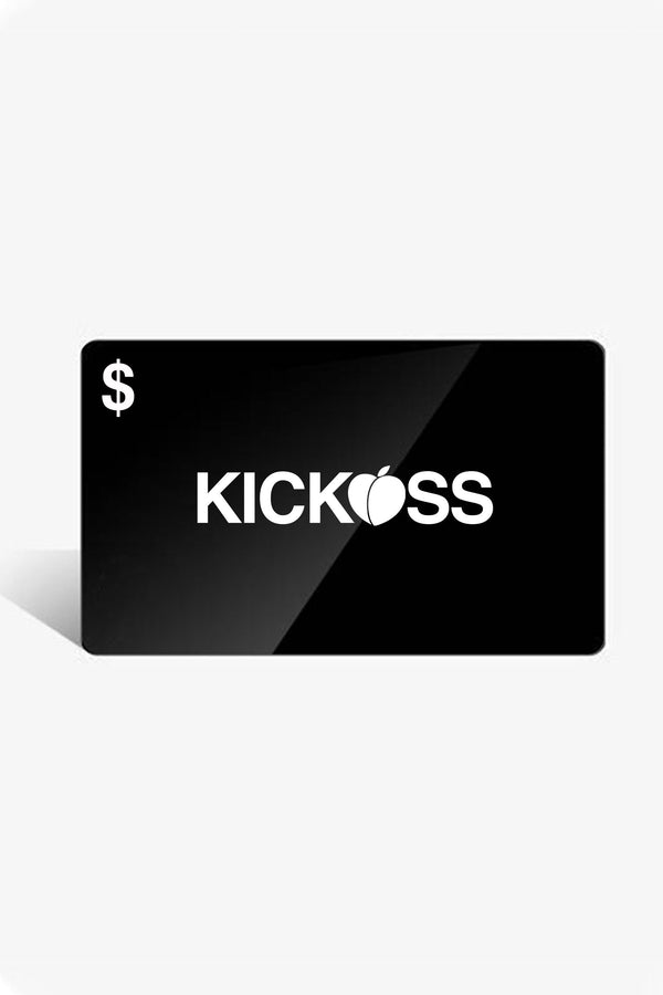Kick Ass Workouts™ Gift Card $10.00 USD Gift Card