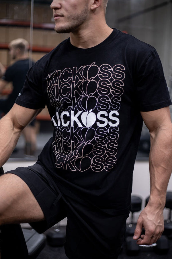 Kick Ass Workouts™ T-Shirt Men's Echo T-Shirt