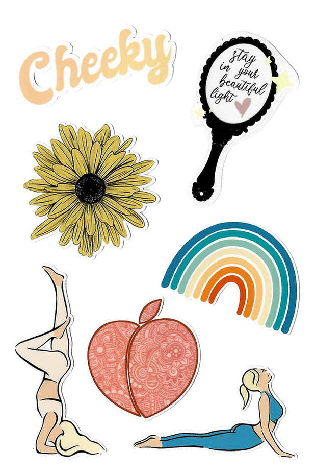 The Good Vibes Sticker Pack 1