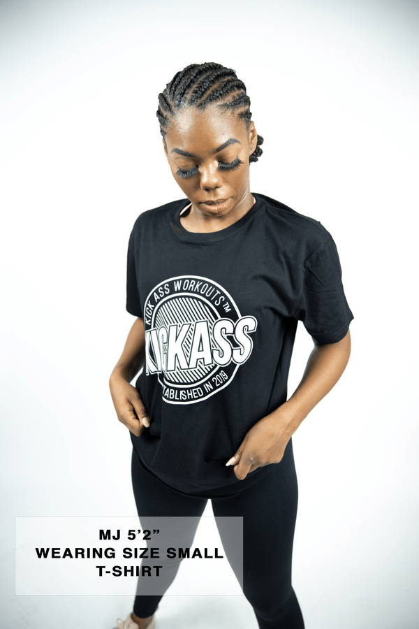 Kick Ass Workouts™ T-Shirt Women's Vintage T-Shirt