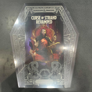 D & D Curse of Strahd Revamped edition