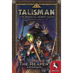 Talisman 4Th Edition The Reaper Expansio