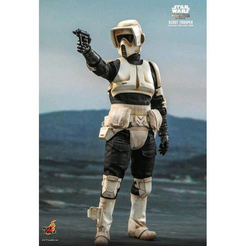 Star Wars: Mandalorian - Scout Trooper 1:6 Figure - May 2021