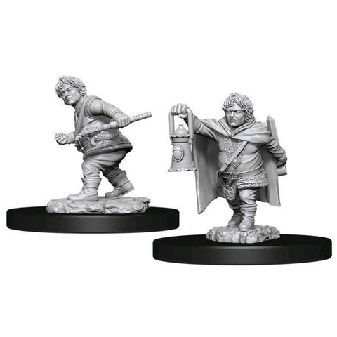 Dungeons & Dragons - Nolzur's Marvelous Unpainted Minis: Male Halfling Rogue