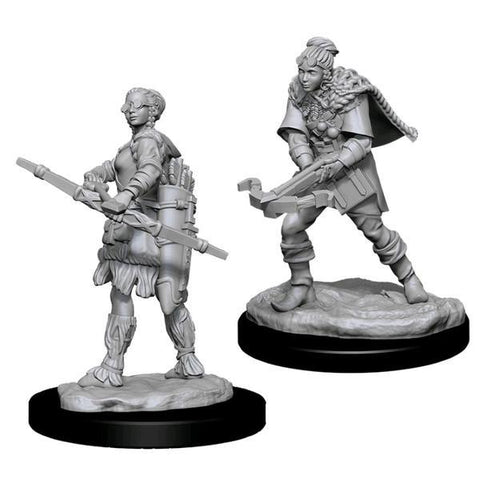 Dungeons & Dragons - Nolzur's Marvelous Unpainted Minis: Female Human Ranger