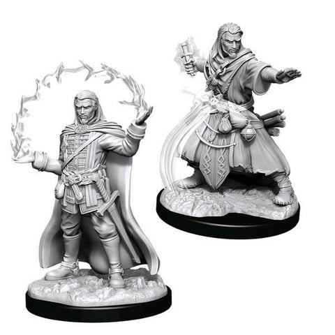Dungeons & Dragons - Nolzur's Marvelous Unpainted Minis: Male Human Wizard