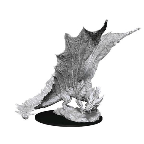 Dungeons & Dragons - Nolzur's Marvelous Unpainted Minis: Young Gold Dragon