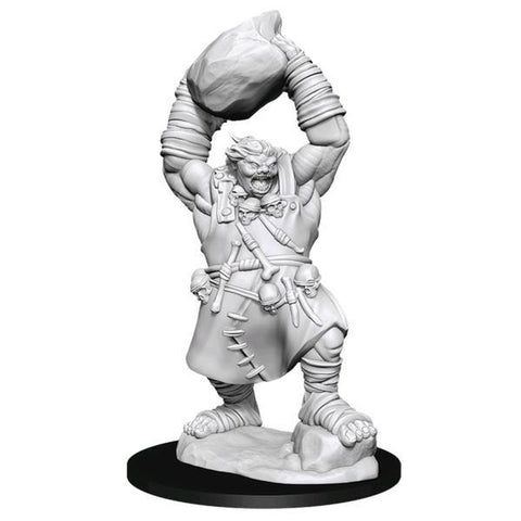 Pathfinder - Deep Cuts Unpainted Miniatures: Ogre