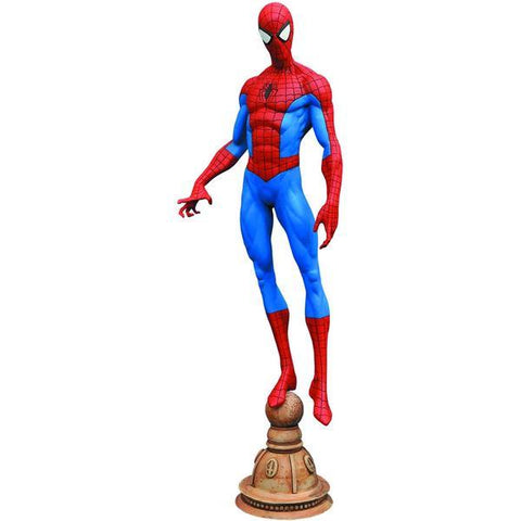 SpiderMan - SpiderMan PVC Gallery Statue