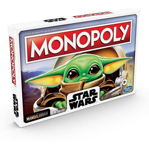 Star wars Monopoly The Mandalorian edition
