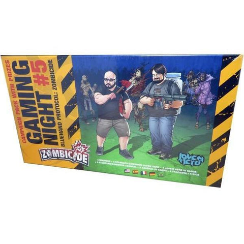 Zombicide Gaming Night Kit #5