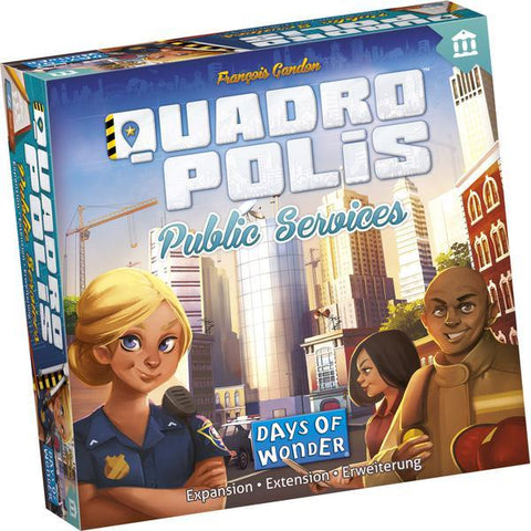 Quadropolis Public Services Expansion