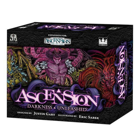Ascension (6th Set): Darkness Unleashed