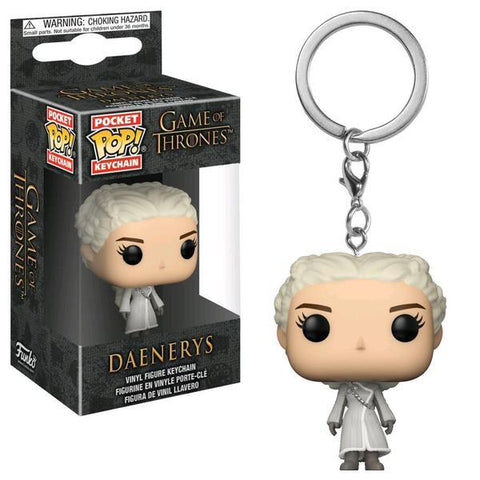 Game of Thrones - Daenerys (WH Coat) Pop! Keychain