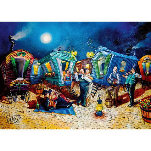 Ravensburger - The After Party 1000 Piece Puzzle