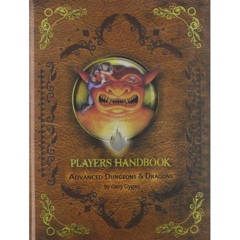 D&D 1st Edition Premium Players Handbook