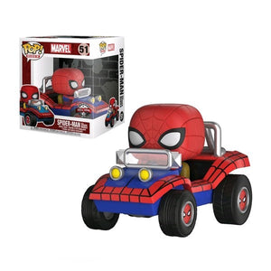 Spider-Man - Spider-Man With Spider Mobi