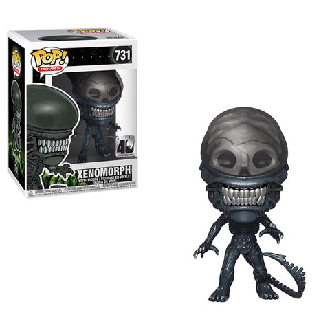 Alien - 40Th Anniversary Xenomorph Black