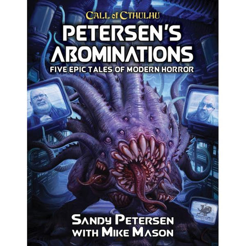 Petersen's Abominations: Five Epic Tales of Modern Horror