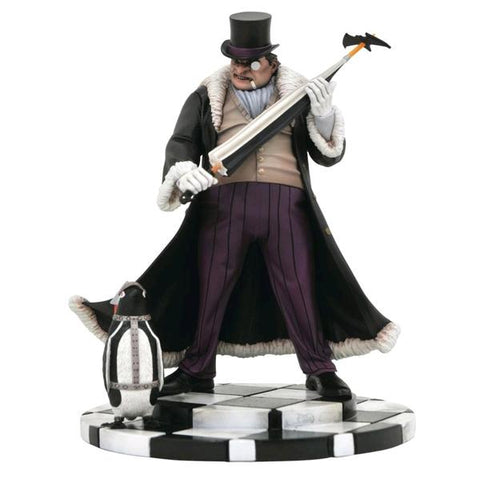 Batman - Penguin Comic Gallery PVC Statue