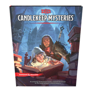 D&D Candlekeep Mysteries Book - Release 16 March 21