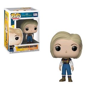 Dr Who - Thirteenth Doctor Without Coat