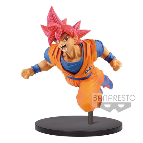 Dragon Ball - Super - Son Goku FES!! 9 Super saian God