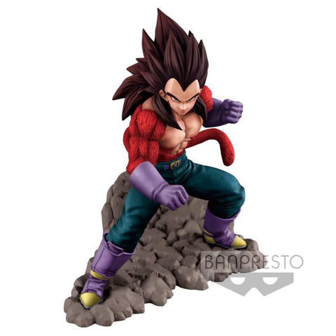 Dragon Ball GT Super Saiyan 4 Vegeta Figure