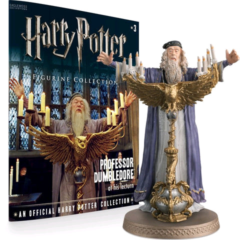 Harry Potter - Dumbledore 1:16 Figure & Mag