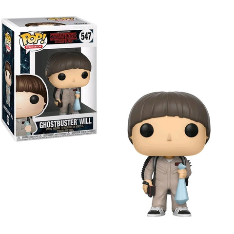 Stranger Things - Will Ghostbuster Pop!
