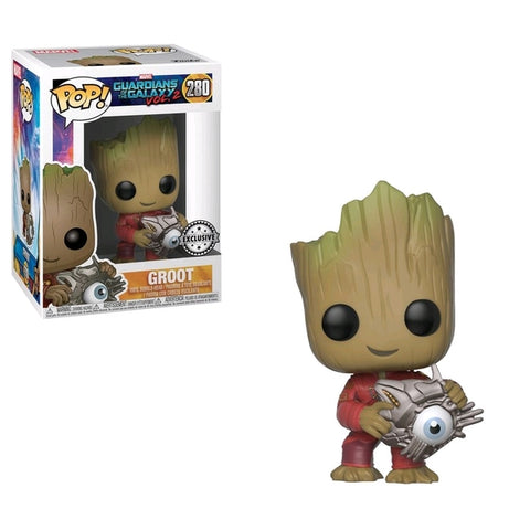 Guardians Of The Galaxy 2 Groot/Cyber