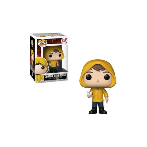 It 2017 - Georgie Denbrough pop Vinyl