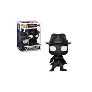 Spider-Man Spider-Verse Noir With Hat