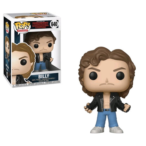 Stranger Things - Billy At Halloween pop Vinyl