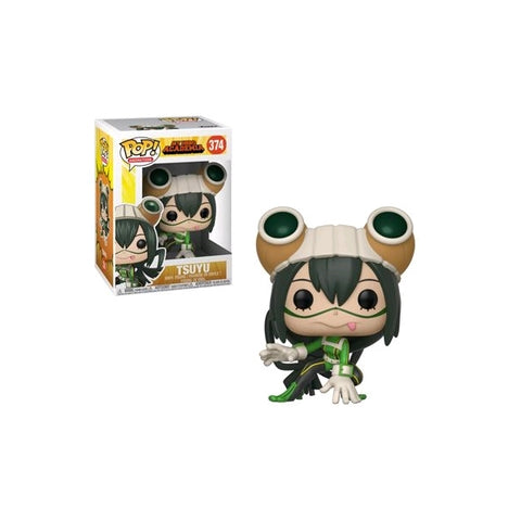 My Hero Academia - Tsuyu Pop Vinyl