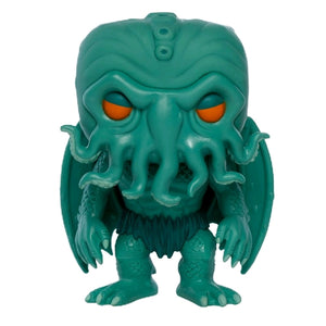 Hp Lovecraft - Cthulhu Neon Green