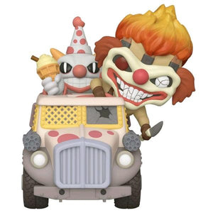 Twisted Metal - Sweet Tooth & Ice Cream Truck US Exclusive Pop! Ride [RS]