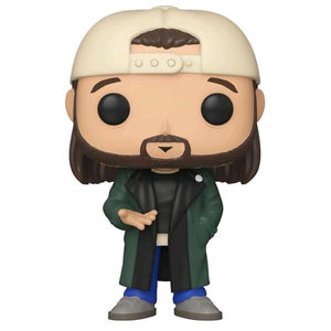 Jay & Silent Bob - Silent Bob US Exclusive Pop! Vinyl