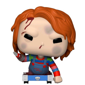 Childs Play - Chucky On Cart Us Exclusive Pop Vinyl