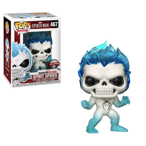 Spider-Man - Spirit Spider pop Vinyl