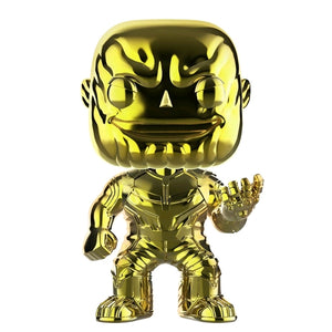 Avengers 3 Infinity War - Thanos Yellow pop Vinyl