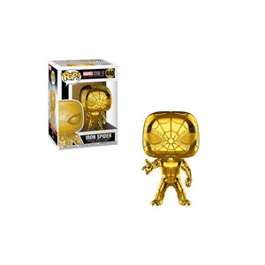 Marvel - Iron Spider Gold Chrome Pop