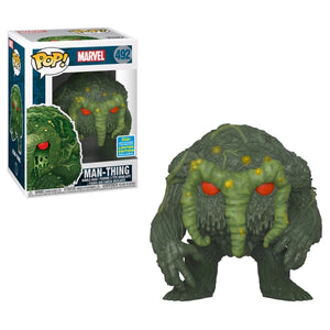 Marvel - Man-Thing Pop! SD19 RS