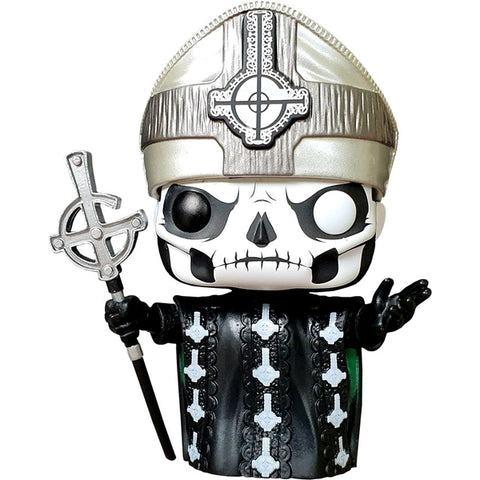 Ghost - Papa Emeritus (v2) US Exclusive Pop! Vinyl [RS]
